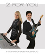 zur Detailseite - 2 FOR YOU - Bob & Sabien *Internationales Musikduo